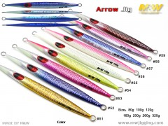 M&W Arrow Jig 160g
