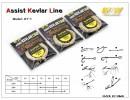 M&W Assisit Kevlar Line KY-1