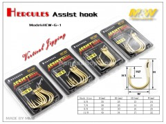 M&W Hercules Assist Hook(HEW-G-1)