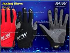 M&W Jigging Gloves(BL-1)