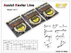 M&W Assist Kevlar Line KY-1