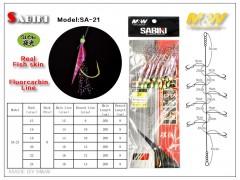 M&W SABIKI(SA-21)