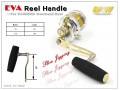M&W EVA Reel Handle(For PANDORA Overhead)