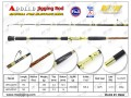 M&W APOLLO Jigging Rod(Special for electric reel)