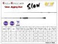 M&W Ocean Ghost MKIII Slow Jigging Rod