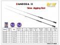 M&W PANDORA II Slow Jigging Rod