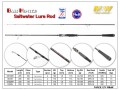 M&W BASS HUNTER Saltwater Lure Rod